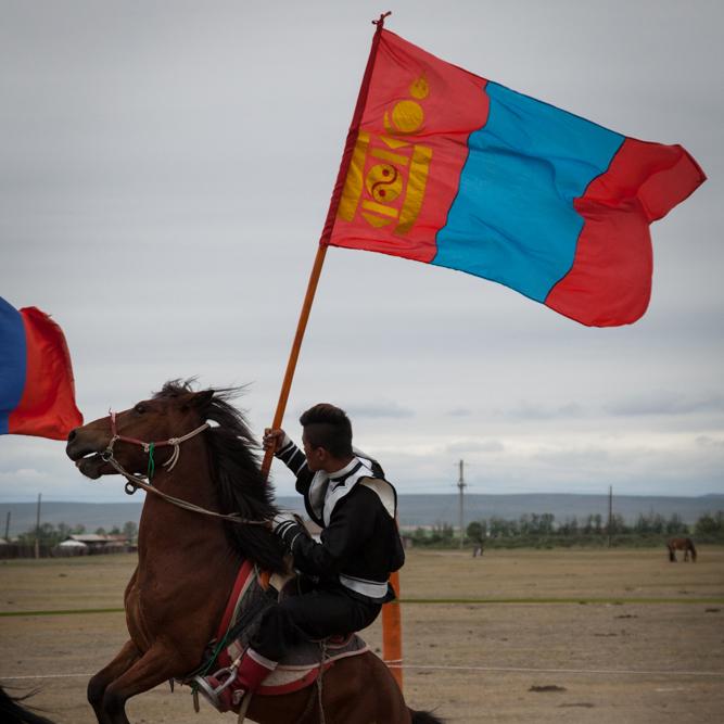 Mongolei - 2017
