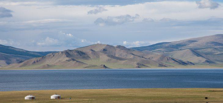 Drei Wochen Mongolei